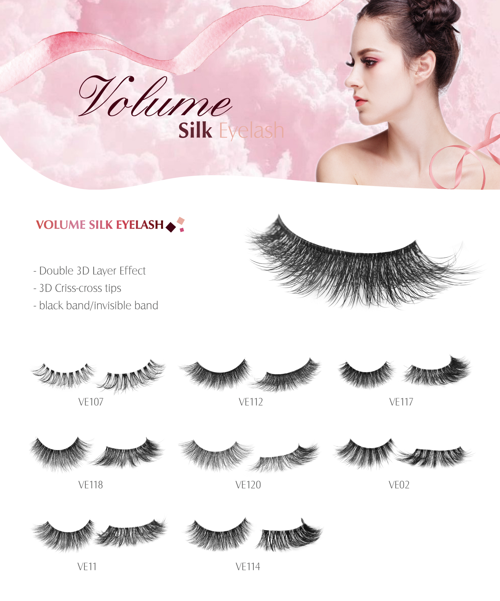 volume eyelashes