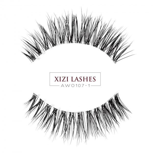 Mink Effect 3D Silk Lashes AWO107-1