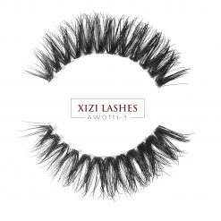 Mink Effect 3D Silk Lashes AWO111-1