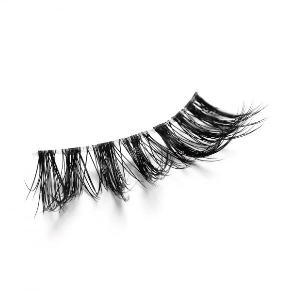 Mink Effect 3D Silk Lashes AWO117-1