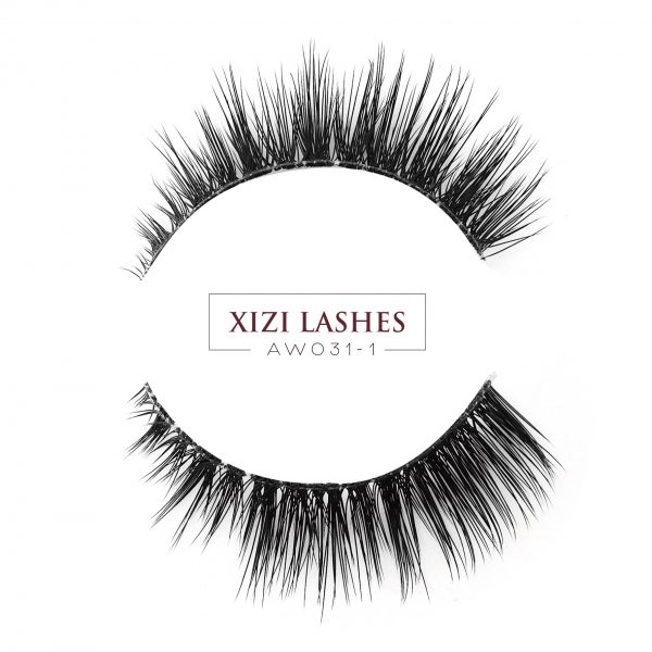 Mink Effect 3D Silk Lashes AWO31-1