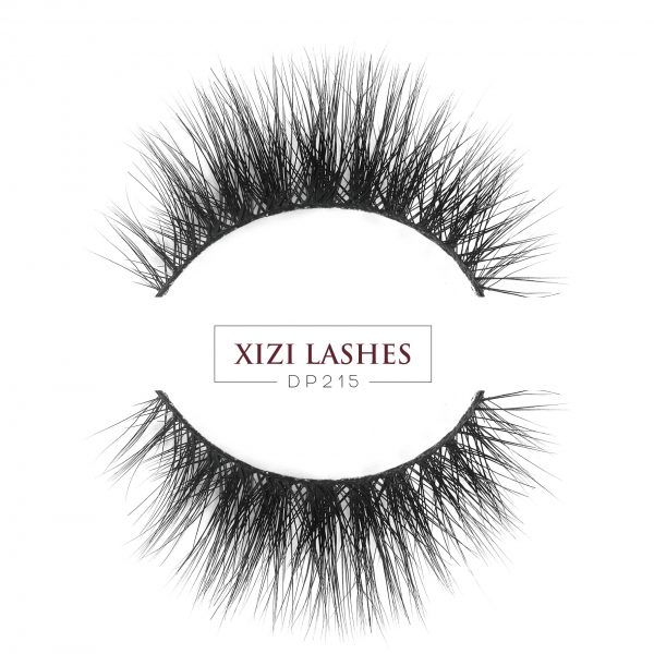 XIZI Mink Eyelashes Manufacturer Lashes Supplier DP215